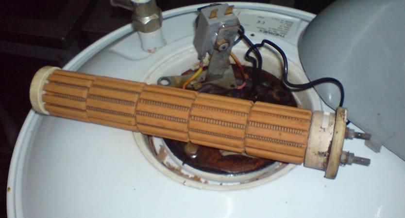Тэн для водонагревателя – порядок эксплуатации и замены