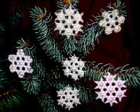 Новогодние елочки из бисера: фото и видео инструкция как сделать своими руками быстро и просто поделку к новому году
