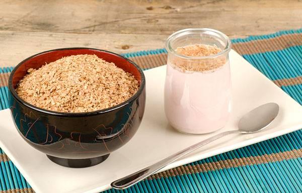 Как принимать пшеничные отруби: польза и вред