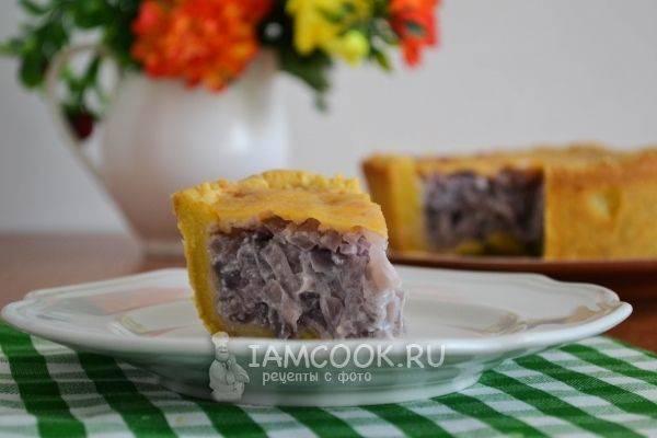 Луковый пирог в духовке – рецепты нереально вкусных пирогов с репчатым луком