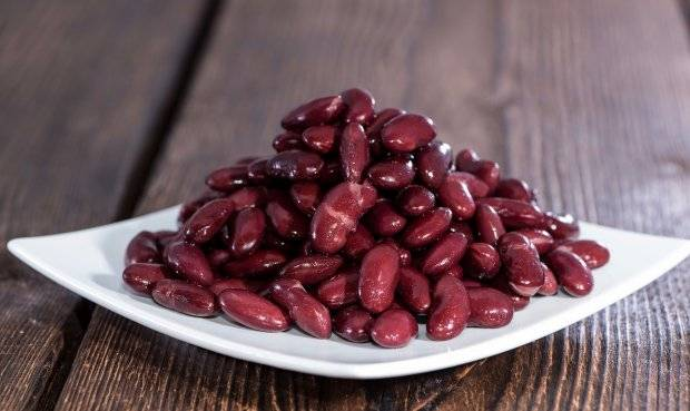 Чем полезна красная фасоль, свойства и приготовление