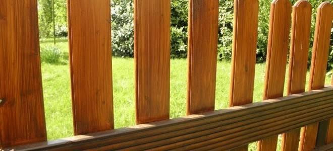 Все о деревянных заборах — красивые декоративные ограждения для дач