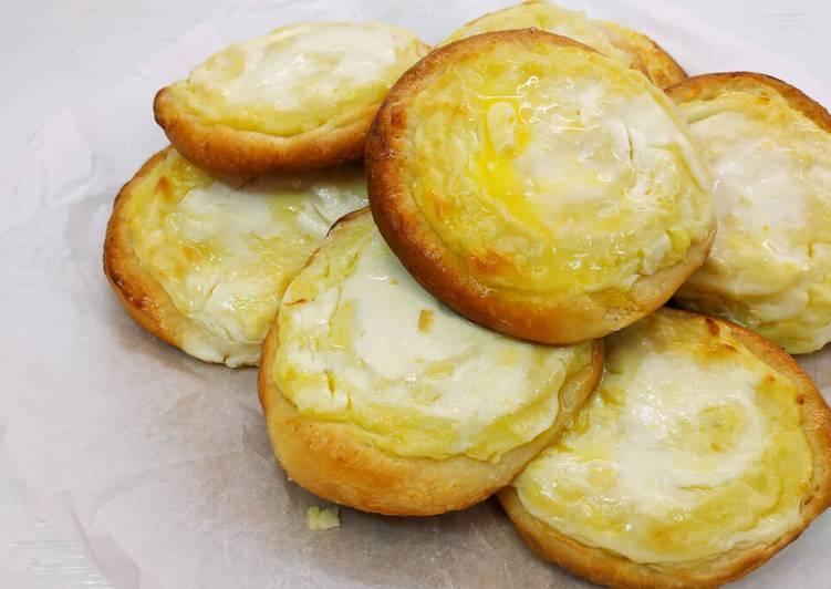Пошаговый рецепт приготовления шаньги с картошкой