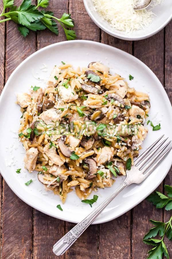 Рецепты салатов с вешенками: от простых до изысканных