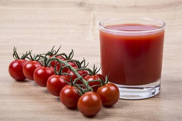 Полезен ли томатный сок