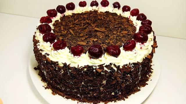 Торт пьяная вишня: пошаговый рецепт, секреты приготовления, отзывы. торт «пьяная вишня»: разрез