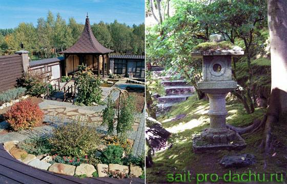 Сад в японском стиле или эффектный японский сад!