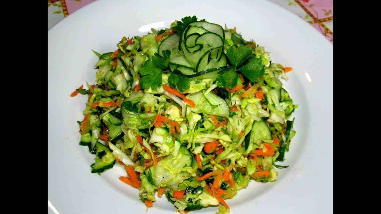 Лучшие рецепты блюд из свежих огурцов от опытных кулинаров
