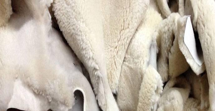 Технология и правила обработки кожи и меха — выделка шкур