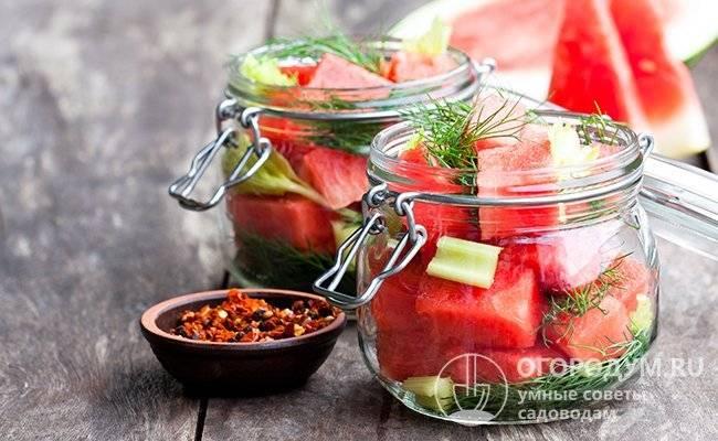 Засолка арбуза: что такое соленый арбуз и с чем его едят