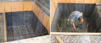 Как недорого своими руками сделать бассейн на даче