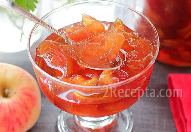 Приготовление варенья из яблок в мультиварке. в помощь каждой хозяюшке — рецепты варенья из яблок