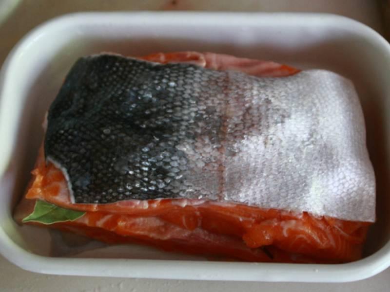 Как легко ибыстро засолить красную рыбу