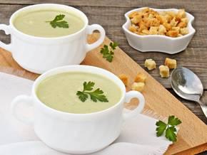 Суп пюре из грибов - 28 домашних вкусных рецептов приготовления
