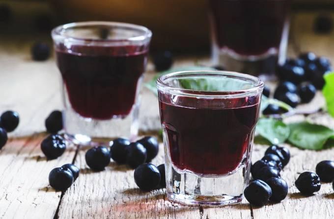 Красная и черная рябина на зиму - 26 домашних вкусных рецептов
