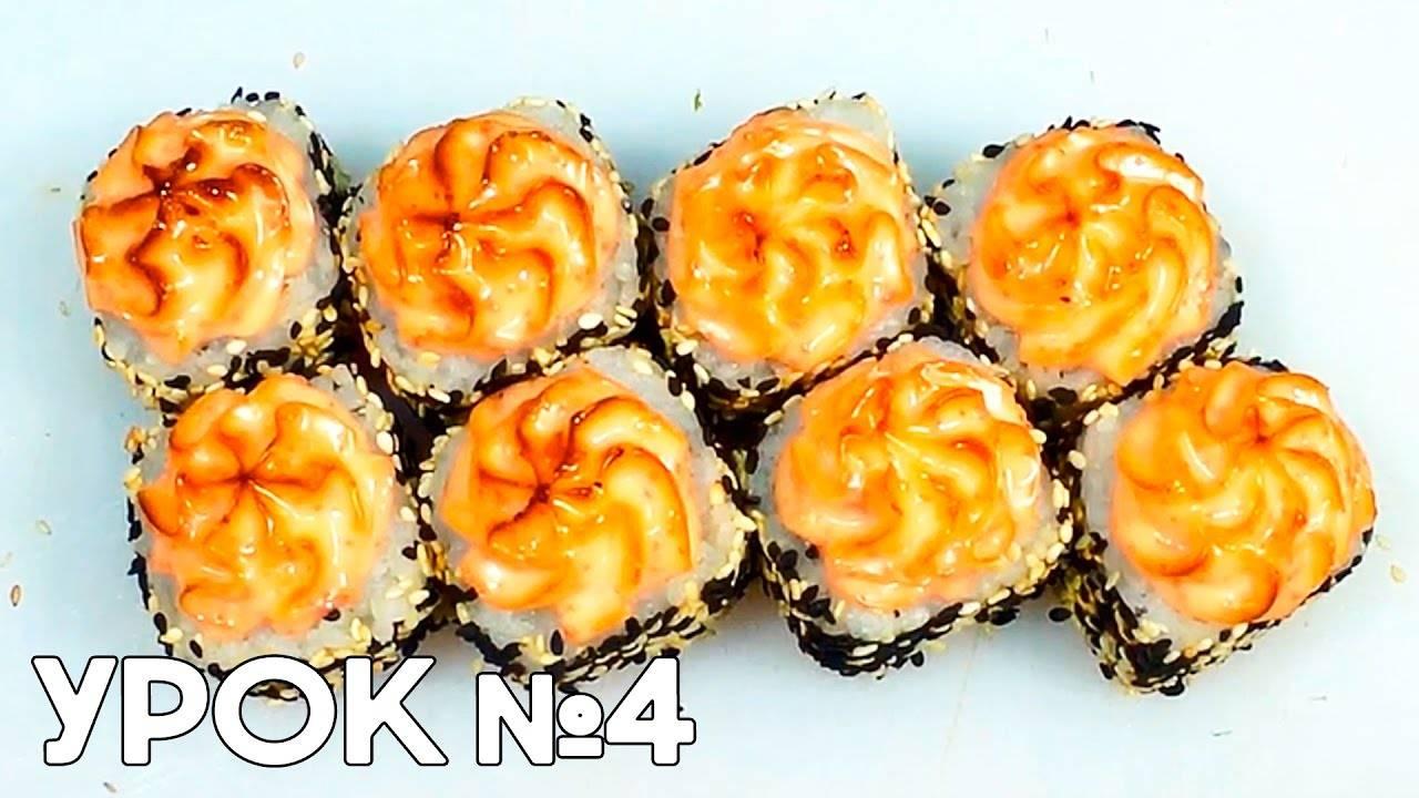 Горячие роллы суши: 7 домашних вкусных рецептов