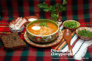 Куриный суп с капустой и картошкой