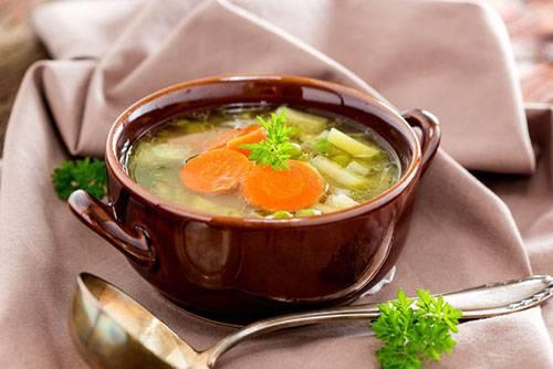 Гороховый суп — 10 рецептов с фото пошагово