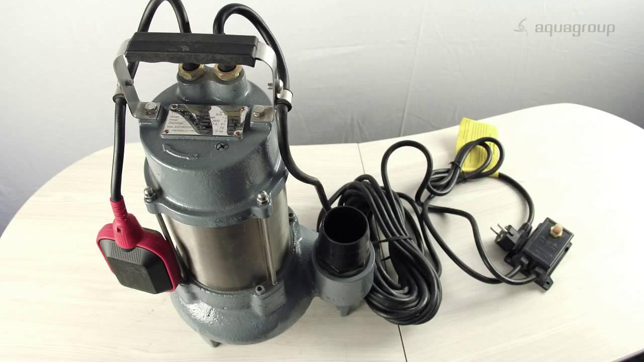 Поверхностный насос для грязной воды: виды агрегатов, область применения, особенности выбора