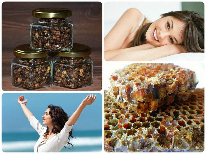 Польза пчелиной перги для женщин