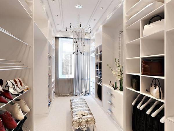 Гардеробная комната— 70 фотографий спрактичными идеями