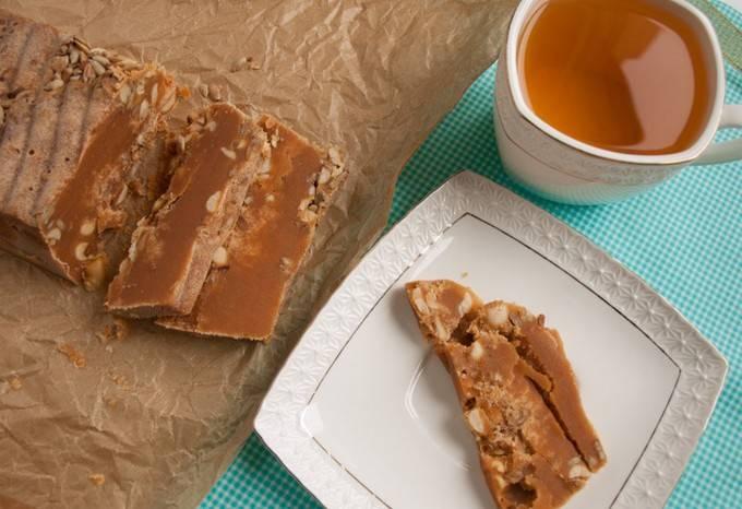 Щербет с арахисом — рецепт в домашних условиях, из чего делают, видео