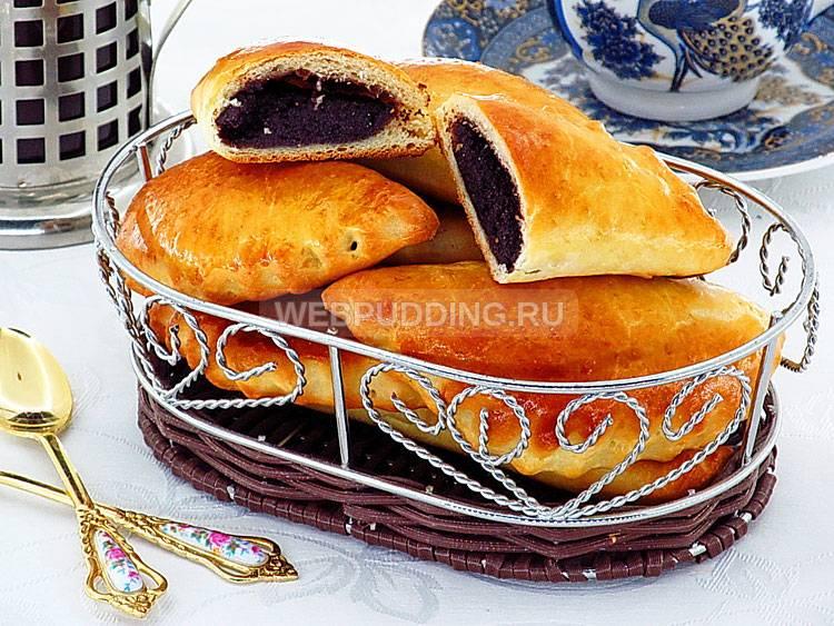 Тесто для пирога с черемухой