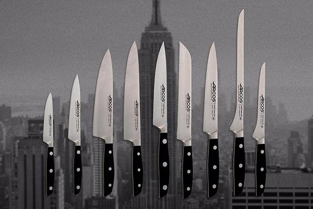 Удобный и практичный волнистый нож из Китая