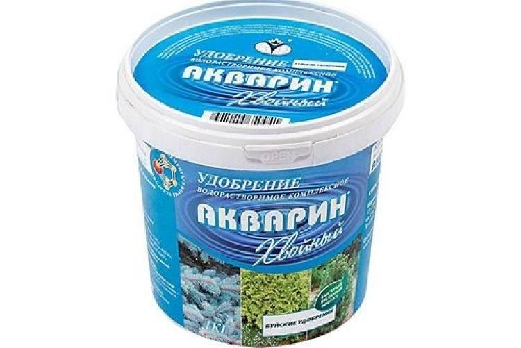 Удобрение акварин