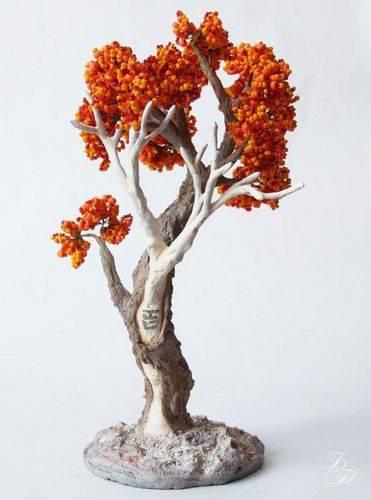 Дерево из бисера своими руками — инструкции и лучшие примеры для того чтобы сделать дерево для декора самостоятельно! (120 фото +видео)