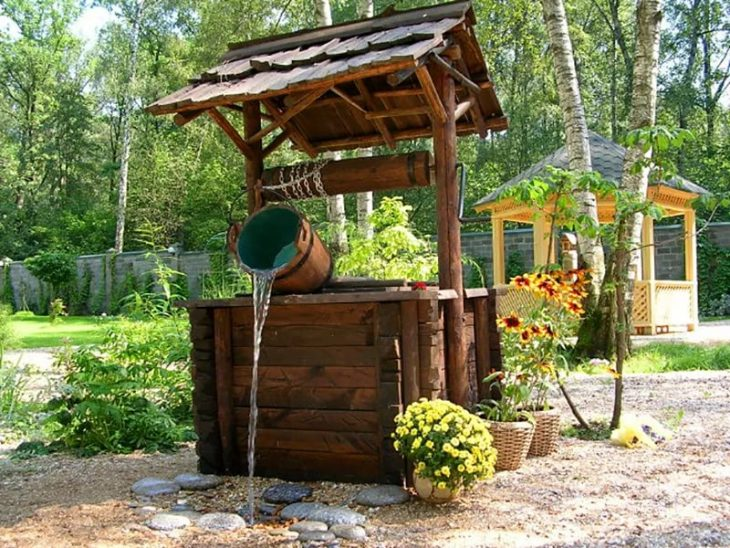 Интерьер комнаты на даче своими руками. кантри в ландшафтном дизайне – оформляем сад и участок в деревенском стиле