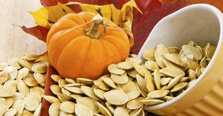 Польза и вред семян тыквы для мужчин, как принимать семечки