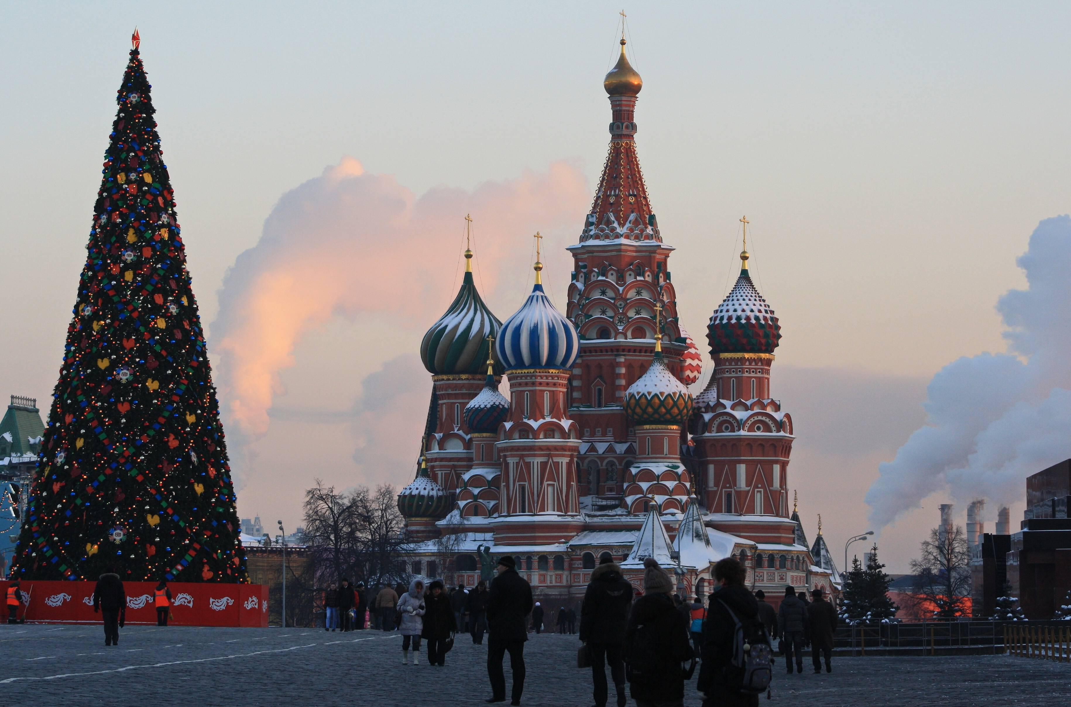 Символы рождества христова в россии