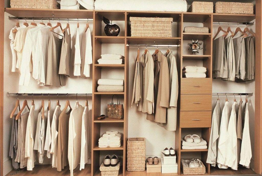 Маленькая гардеробная – идеи дизайна и инструкция по реализации современных проектов (110 фото)