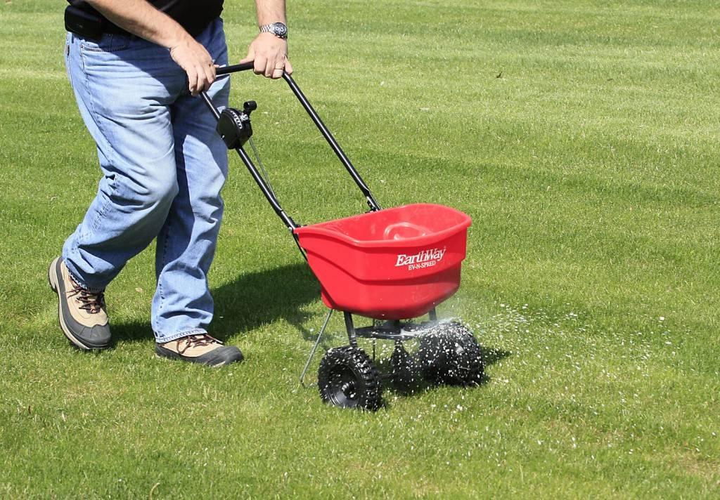 Какие удобрения использовать для газона осенью