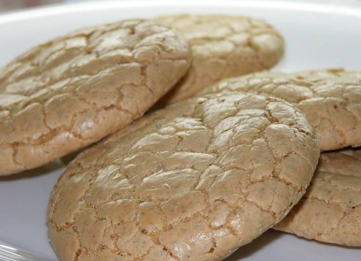 Миндальное печенье классический рецепт