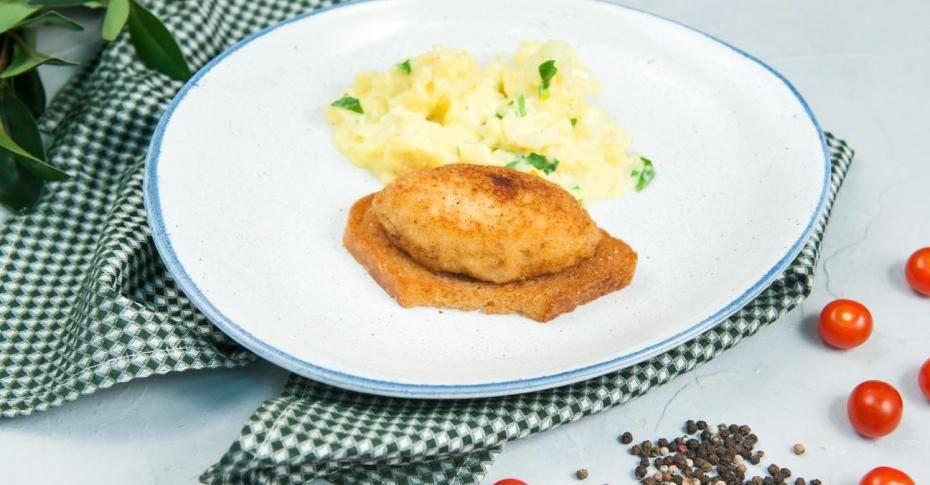 Рыбные зразы с луком и яйцом. пошаговый рецепт с фото