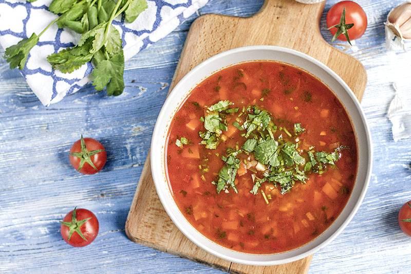 Простой пошаговый рецепт супа из чечевицы с курицей