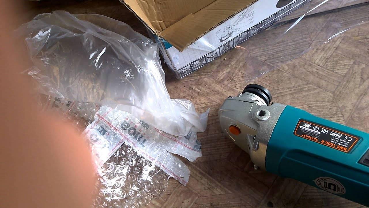 Болгарка bort bws-1200u-sr из китая — техническая характеристика, цена, видео