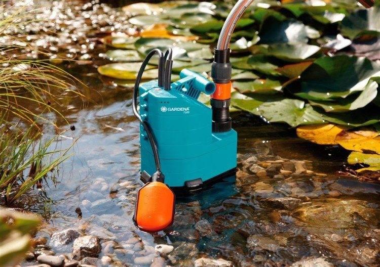 Выбираем лучший погружной насос для откачки грязной воды