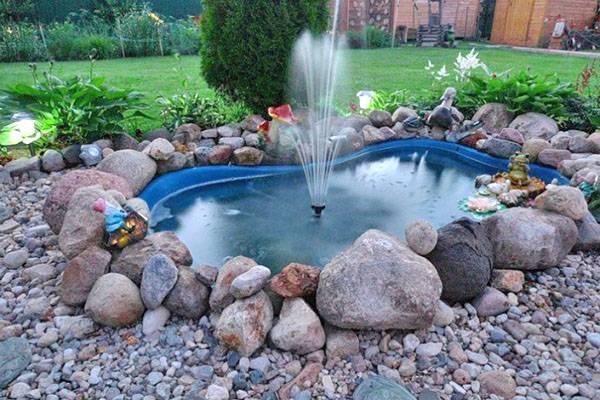 Насос для фонтана своими руками — пошаговый мастер-класс