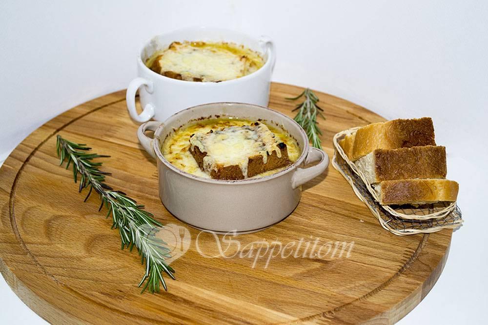 Из парижа с любовью! французский луковый суп для похудения – лучшие рецепты