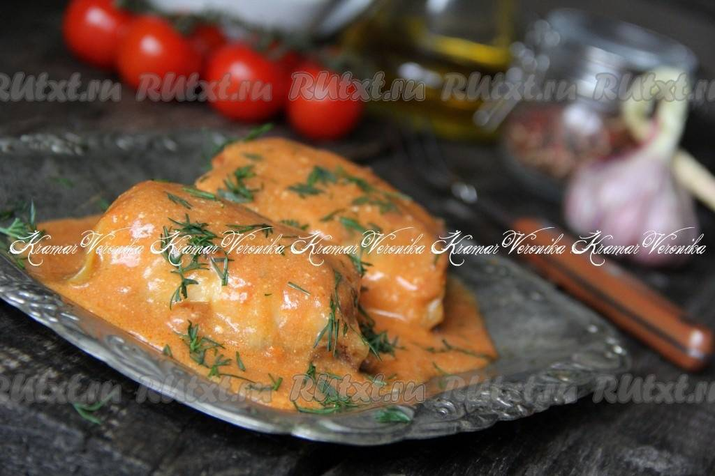 Рецепты соуса для голубцов из разных ингредиентов