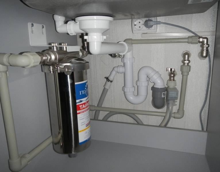 Правильное подключение посудомоечной машины к водопроводу и канализации
