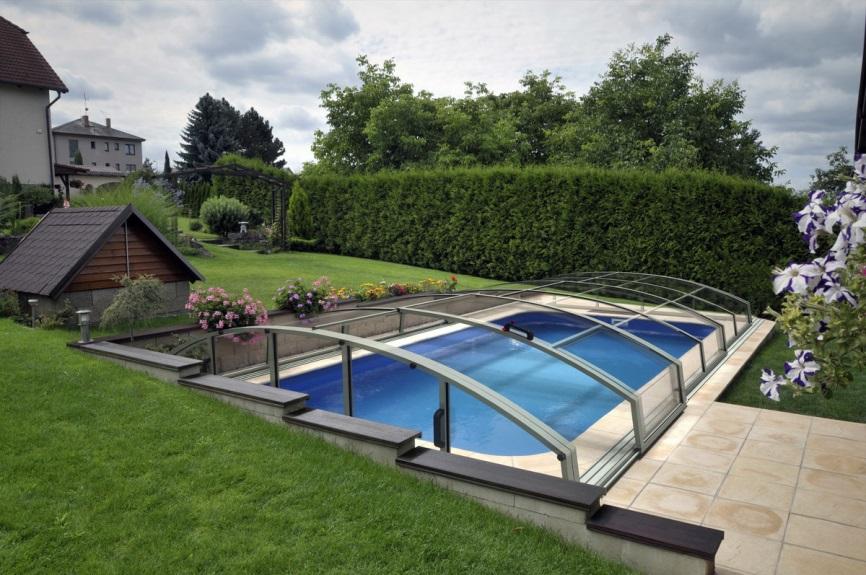 Обустройство бассейна на дачном участке