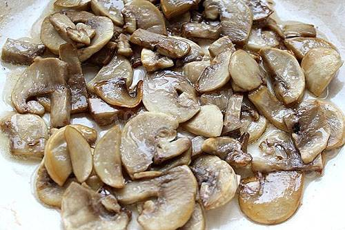 Пошаговая инструкция приготовления итальянского ризотто с грибами
