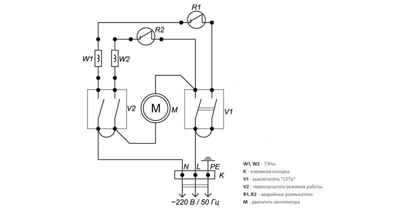 Ремонт масляного обогревателя своими руками – конкретный пример