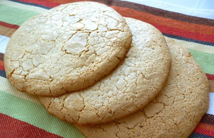 Выбираем для себя оригинальный рецепт миндального печенья