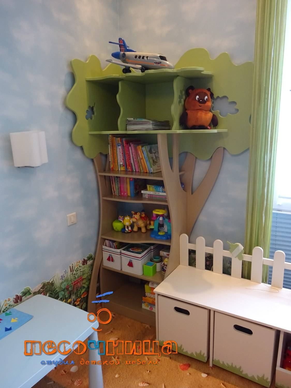 Конструктивный подход к вопросам хранения игрушек в детской комнате