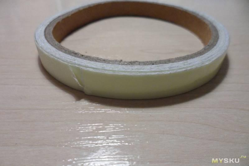 Светящаяся лента-скотч – продажа на сайте алиэкспресс, цена, видео